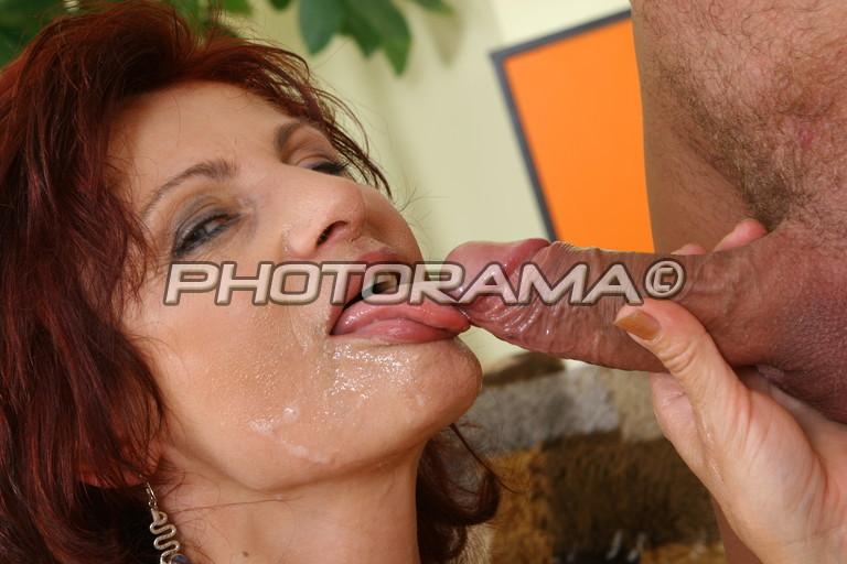 порно фото кончил маме в рот