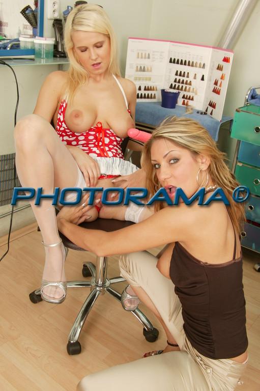 Порно парикмахерская фото